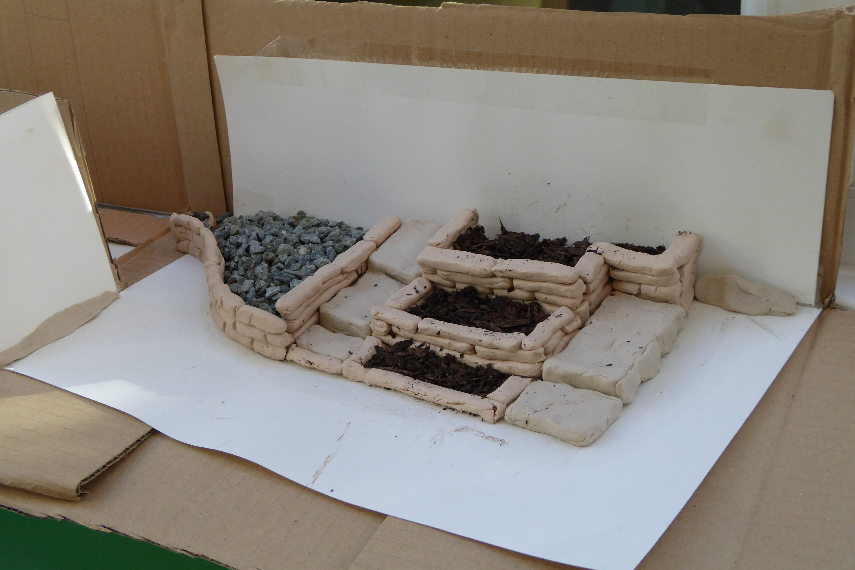 Newplast Garden Terrace